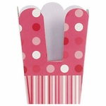 Dots and Stripes Thin Candy Box