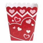Candy Treat Box (Standard): Hearts On Top