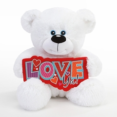 """I Love You This Much 12"""" Bear"""