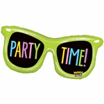 Mighty Bright Party Shades Shape Balloon