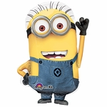 Despicable Me Minion Shape Balloon