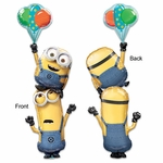 Minions Stacker Shape Balloon