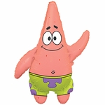 SpongeBob Patrick Shape Balloon