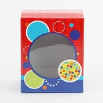Pattern Circles - Shallow Treat Box