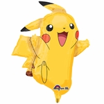 Pokemon Pikachu Shape Balloon