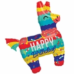 Pinata Party Shape Balloon