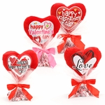 Plush Pick Valentine Candy Treat