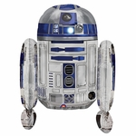Star Wars R2D2 Shape Balloon