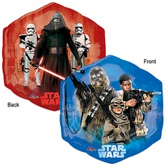 Star Wars The Force Awakens Shape Balloon