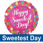 Sweetest Day Balloons