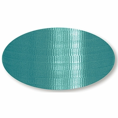Teal Curling Ribbon