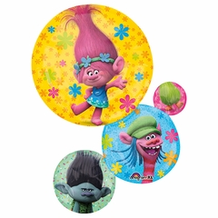Trolls Helium Shape Balloon