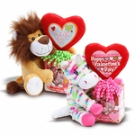 Valentine Pal Plush Pick Gift