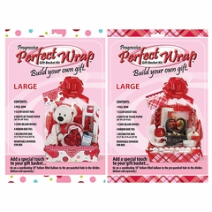 Valentine Perfect Wrap Large Assortment