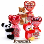 Valentine Sweetie Window Box Gift