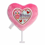 "5.5"" Who Do You Love Plush Pick"