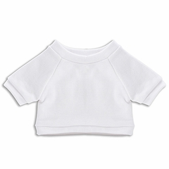 White T-shirt For Personalized Gifts