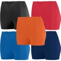 "2.5"" Poly / Spandex Shorts - 8 Team Colors"