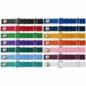 Elastic Baseball / Softball Belts in Lots of Team Colors