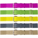 Elastic Baseball / Softball Belts in 5 Unique Colors