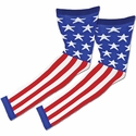 American Flag Uncle Sam Compression Arm Sleeves