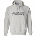 Ash Grey Team Sport Printed Hooded Sweatshirt in 22 Sports