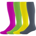 Athletic Knee High Tube Socks - 5 Color Options