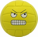 Baden Grit Emoji Face Mini Volleyball