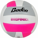 Baden Pink Ribbon DigPink Sideout Mini Volleyball