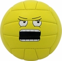 Baden Shout Emoji Face Mini Volleyball