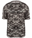 Graphite Grey Digital Camo Sport Printed Design T-Shirt - in 16 Sports