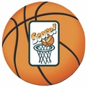 Basketball Score Photo Frame Magnet
