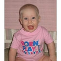 Born-to-Play Volleyball Toddler T-Shirts