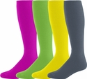 Athletic Knee High Socks - 5 Unique Color Options