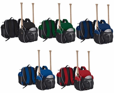 Champro Players Backpacks - in 5 Colors