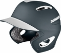 DeMarini Paradox Two Tone Charcoal Grey & White Batting Helmet