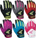 Easton HF3 Hyperskin Fastpitch Adult Batting Gloves - in 8 Colors