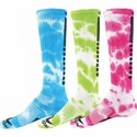 Edge Neon Tie-Dye Knee High Socks - 3 Color Options
