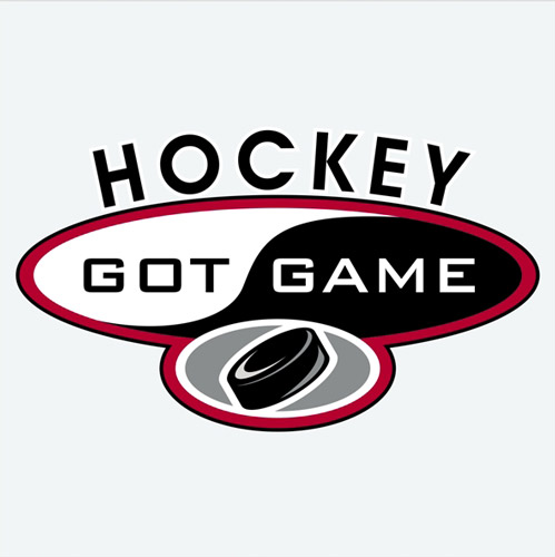 Hockey Got Game Design T-Shirt - in 22 Shirt Colors