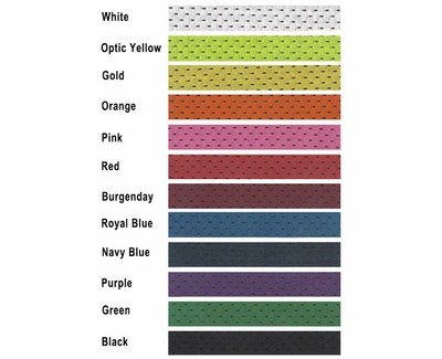Jersey Mesh Headbands - in 12 Colors
