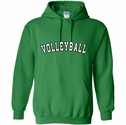 Kelly Green Team Sport Printed Hooded Sweatshirt in 22 Sports