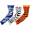 Tiger Stripe Compression Arm Sleeves - 3 Color Options