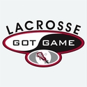 Lacrosse Got Game Design Long Sleeve Shirt - in 20 Shirt Colors