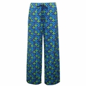 Love Volleyball Design Cotton Flannel Lounge Pants