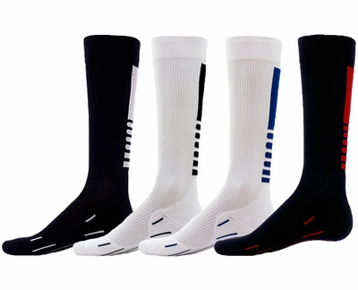 Mercury Elite Sport Compression Socks - 4 Color Options