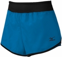 Mizuno Diva Blue & Black Women's Cover Up Short