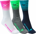 Mizuno Elite 9 Retro Crew Socks - 3 Color Options