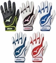 Mizuno Finch Premier G3 Female Batting Gloves - in 5 Colors