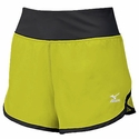 Mizuno Lime & Black  Women's Cover Up Short