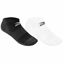 Mizuno No Show Socks - in Black or White